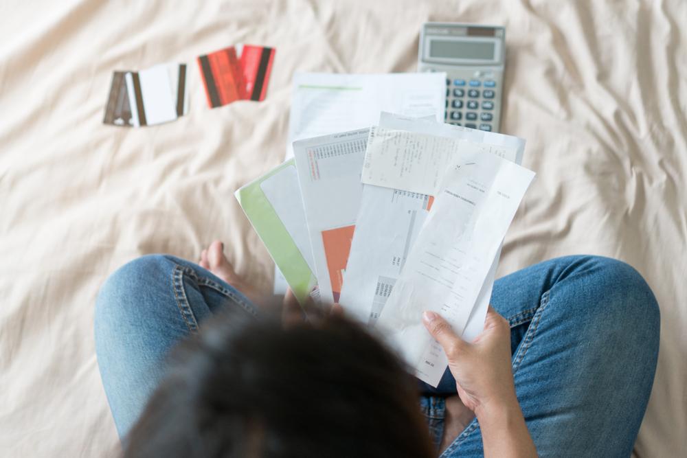 élément qui determine un crédit à la consommation